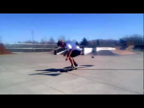 The Longboard Tre Flip (Earthwing Superglider)