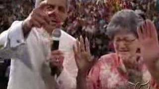 Benny Hinn - Miracle Healing - Tumor Disappeared