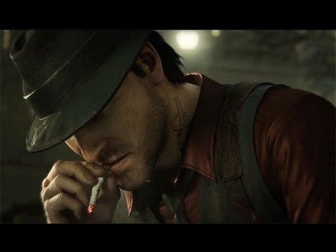 Murdered: Soul Suspect - Solve your own murder - Square Enix interview
