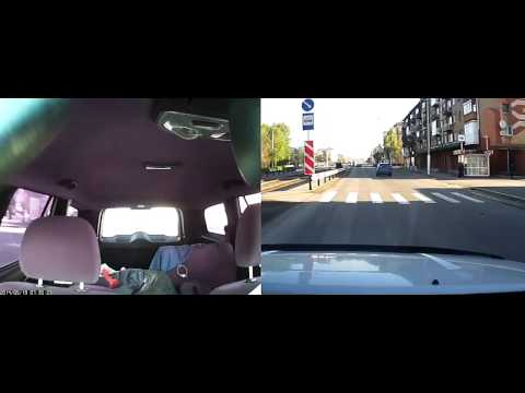 Авария в Кемерово 21 05 2014