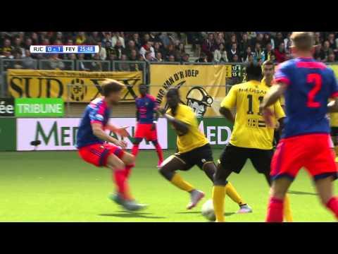 Samenvatting Roda JC - Feyenoord 2015-2016