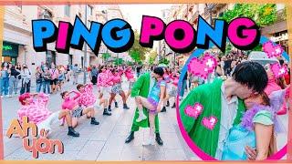 Download lagu [KPOP IN PUBLIC] HyunA&DAWN (현아&던) 'PING PONG' | Dance cover by Ahyon Unit