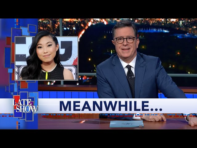 Meanwhile... Awkwafina Is The New Voice Of NYC's 7 Train thumbnail