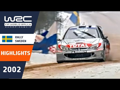 WRC Daily Highlights: Sweden 2002 Day 2: 26 Minutes