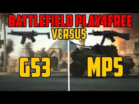 BFP4F VERSUS - G53 vs MP5