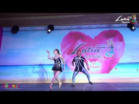 MILER Y GEORGIA SHOW  - LEBANON LATIN FESTIVAL 2018
