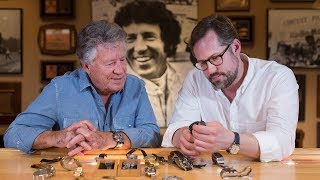 Talking Watches With Mario Andretti