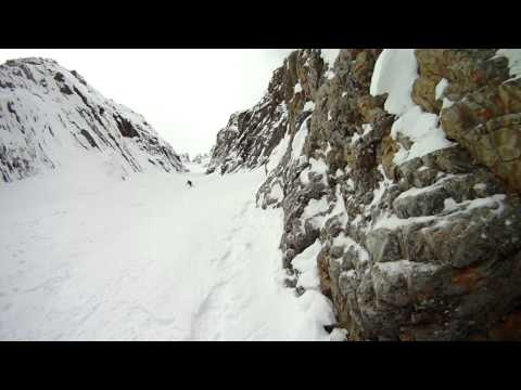 Back country footage from 10/11