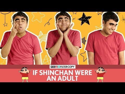 FilterCopy | If Shinchan Were An Adult | देसी शीनचैन thumbnail