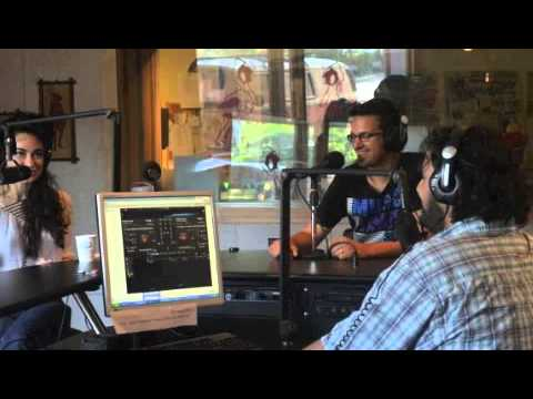 (July 2012) Kristeen Young Radio Interview with Israel's 106FM