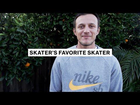 Skater's Favorite Skater | Carlos Ribeiro
