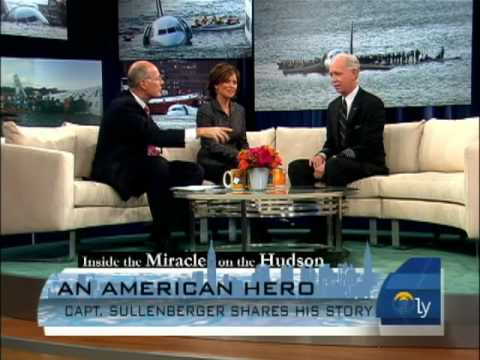 Captain Sullenberger's Moment