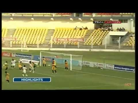 Hero I-League 2015 Sporting clube (0) vs Royal Wahingdoh (0) 07-4-2015