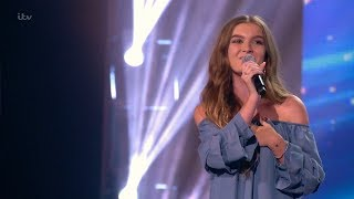 The X Factor UK 2017 Holly Tandy Six Chair Challenge Full Clip S14E12