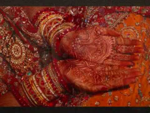 Hindi Wedding Song Instrumental - Mere Hathon Main Nau Nau Chodiyan...