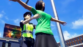 Violating Everyone's Rights to Solve Crime - Police Simulator