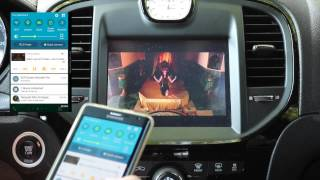 300 Chrysler Sport with Amazon Fire TV Stick(Kodi) Stock UConnect 8.4