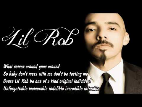 Lil Rob  - I Remember (On Screen Lyrics)