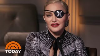 Madonna Explains Her 'Madame X' Persona And New Eye Patch | TODAY