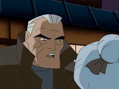 Batman Beyond Bruce visits Kairi