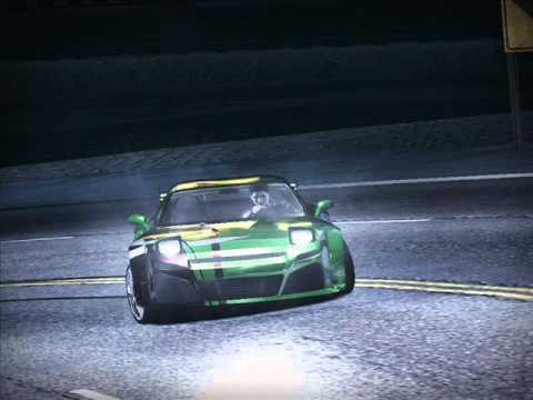 Need For Speed Carbon - Ladytron - Sugar