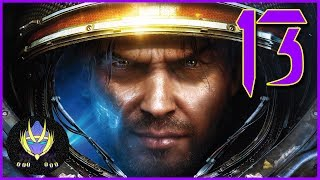 Echoes of the Future!!! Starcraft 2 Wings of Liberty Campaign Let's Play Part 13! #Starcraft2