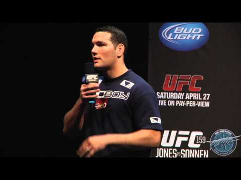 UFC 162: Chris Weidman Says He's a Nightmare Matchup for Anderson Silva
