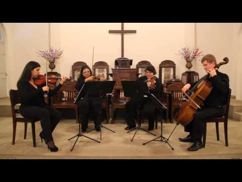 Quarteto Mousike - Orinoco Flow (Enya)