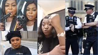 UK P0Iice Hunt for Afia Schwar after threaten!ng to K!ll Maame Ngege..