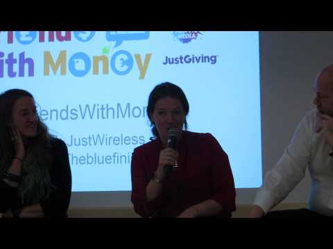 Questions to the panel at #FriendsWithMoney launch | UK Fundraising