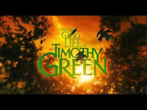 The Odd Life of Timothy Green Trailer -- Official Trailer 2012 | HD