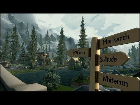 How to make Skyrim look Not-so-Next Gen. A Surprisingly amazing Skyrim Graphics Overhaul