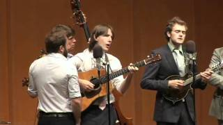Punch Brothers: How to Grow a Woman From the Ground