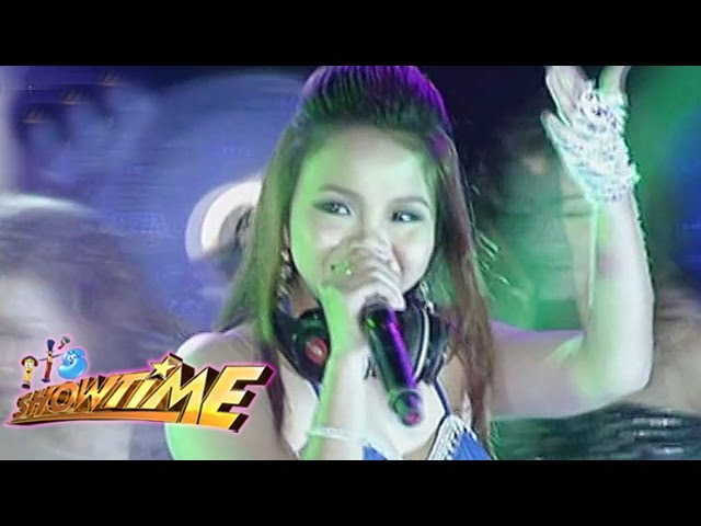 It's Showtime Sample Queen: Angeline (Weekly Finals)