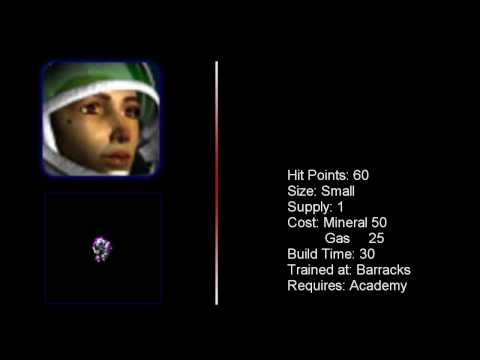 StarCraft Medic / Sanitäter German Quotes Video