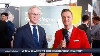 """Wall Street-Experte Markus Koch: """"23 Prozent Kursanstieg - Schotten dichtmachen?"""""""