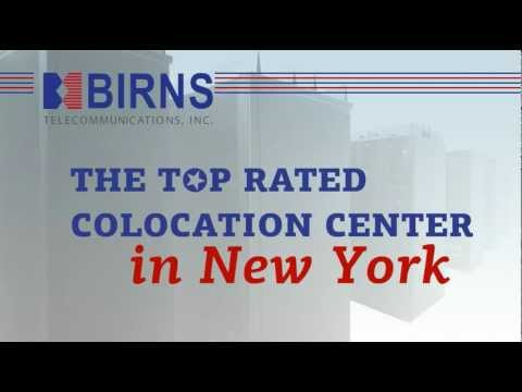 Birns New York Colocation Data Center