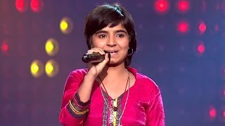 The Voice India - Sanjana Bhola Performance in Blind Auditions
