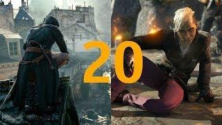 Смотреть прохождение самых лучших игр 2014
