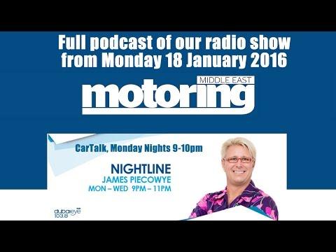Car Talk Radio Show Podcast from 18 Jan 2016 on Dubai Eye