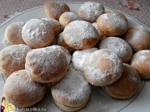 Печенье на рассоле  Антикризисный рецепт из 90 х
