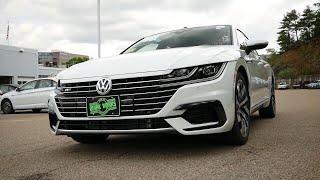 2019 Volkswagen Arteon SEL R-Line vs 2019 Audi A5 Sportback
