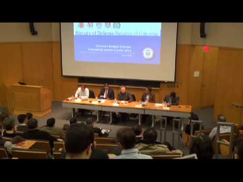II CONFERENCIA DE COLOMBIA EN HARVARD/MIT -