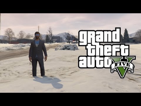 """GTA 5 Online - """"SNOW MAP GLITCH ONLINE"""" - How To Get To North Yankton Online!"""