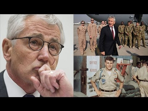 What Chuck Hagel's resignation means – in 60 seconds