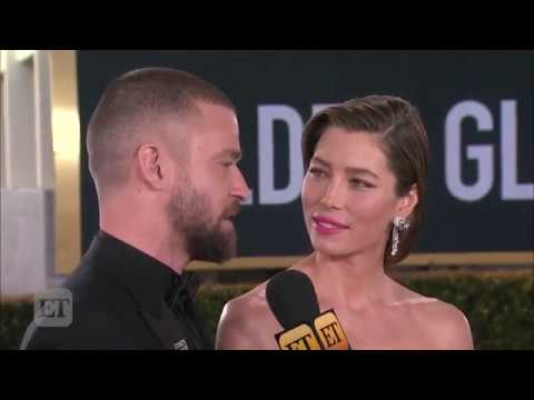 Justin Timberlake Teases That Wife Jessica Biel Is Featured on His New Album Exclusive - ET Online