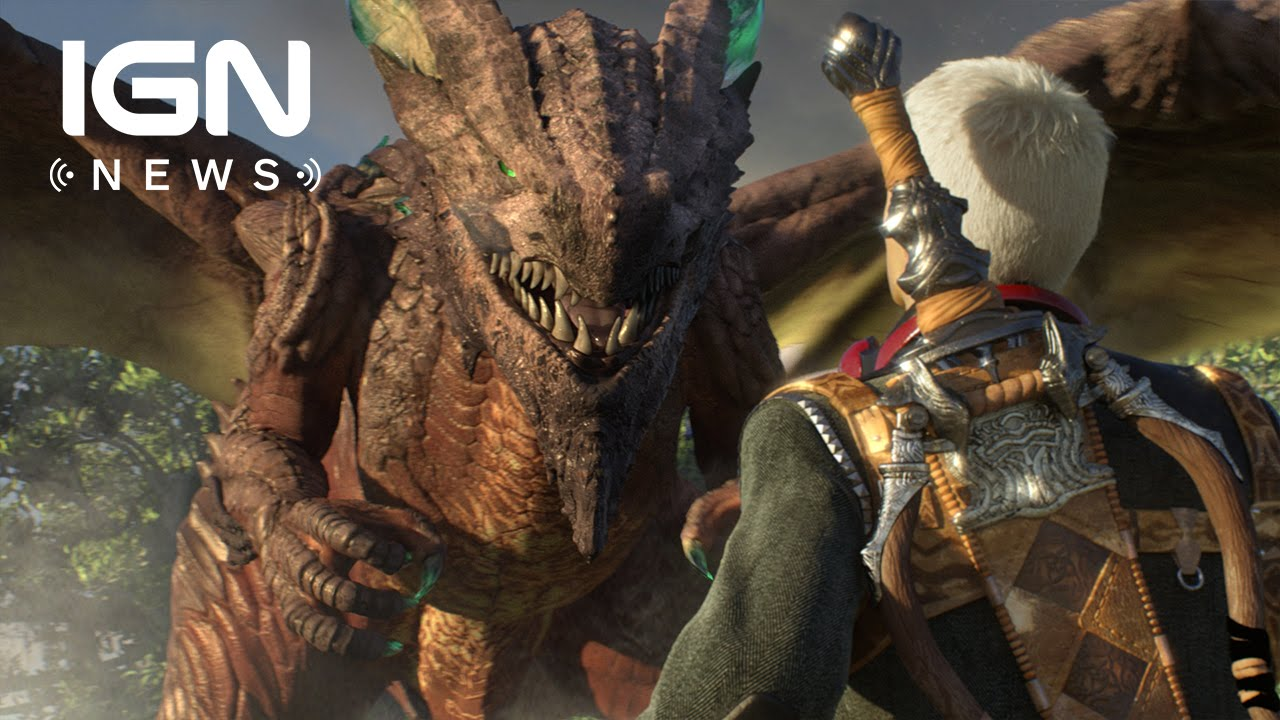 Scalebound Release Window, 4-Player Co-op Announced - IGN News