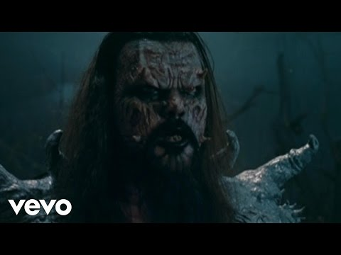 Lordi - It Snows In Hell Video