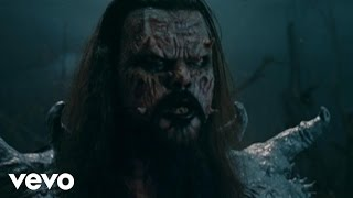 Клип Lordi - It Snows In Hell