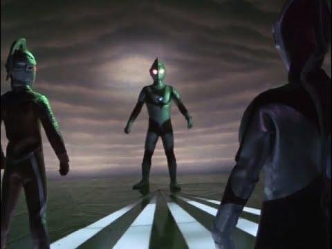 Ultrasiete y Ultraman hayata salvan a Ultraman Jack. thumbnail